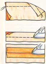 (рис. 1)Стачной шов